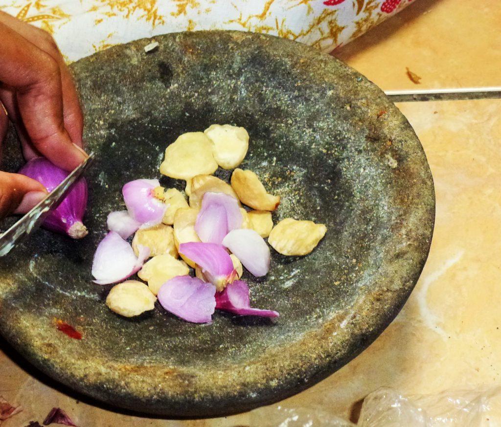aglio cipolla magiare indonesia